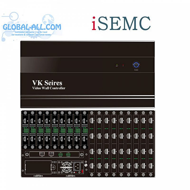 ISEMC VK SERIES 10 IN 8 OUT CONTROLLER VIDEO WALL