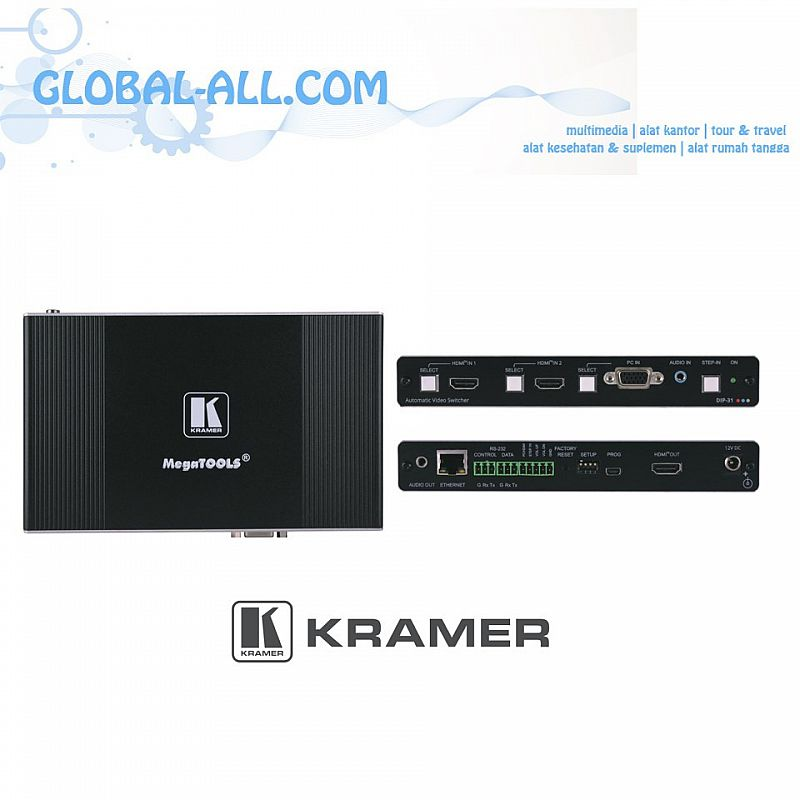 KRAMER DIP-31 HDMI VGA AUTO SWITCHER